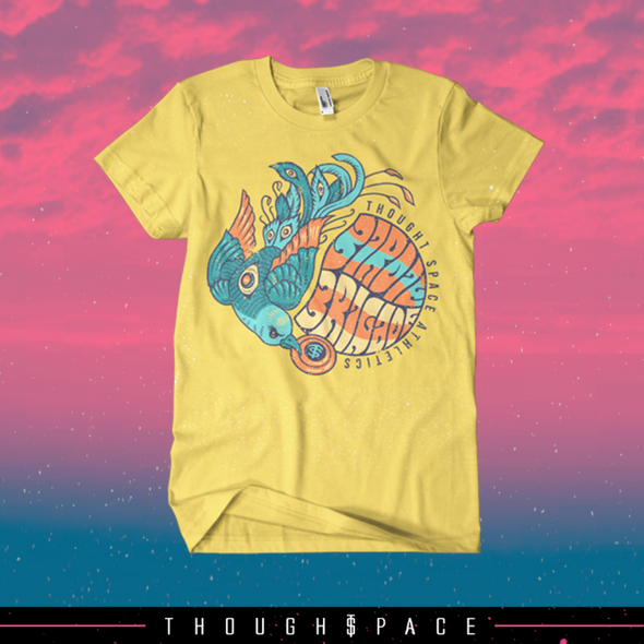 Thought Space Athletics Birdie Bird Tee