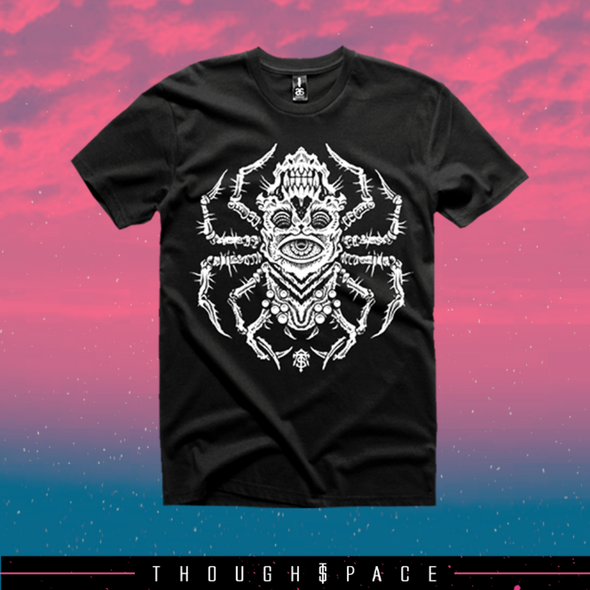 Thought Space Athletics Eyerachnid Tee