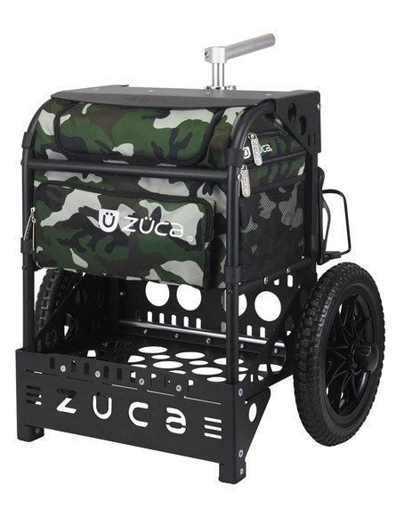 ZÜCA Transit Disc Golf Cart