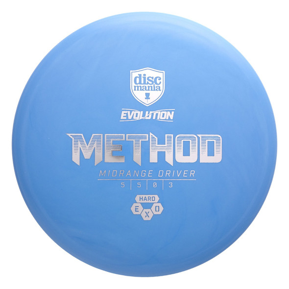 Discmania Hard Exo Method