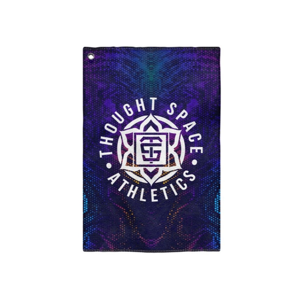 Thought Space Athletics Sublimated Towel [Pre-Order]