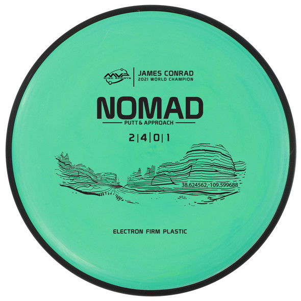 MVP Electron Firm Nomad