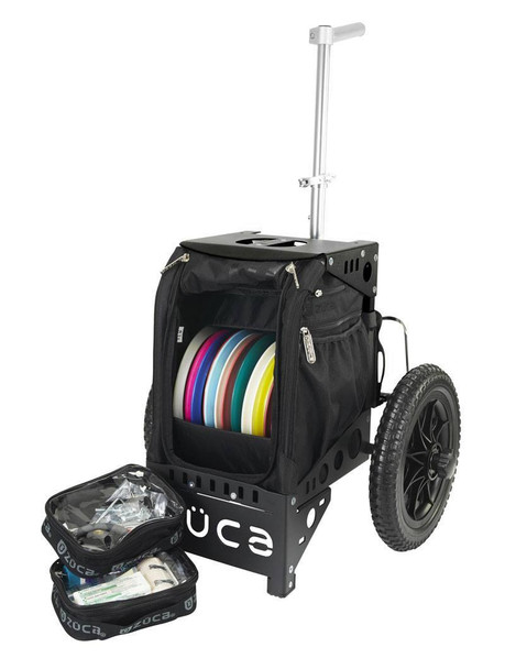 ZÜCA Compact Disc Golf Cart