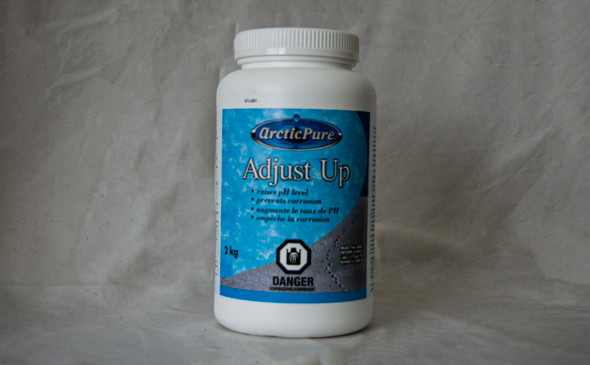 Arctic Pure Adjust Up (pH Up) -2 Sizes Available