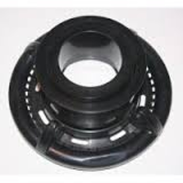 Filter Lock Ring and Weir-( Black)