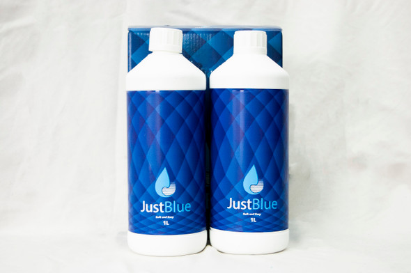 Just Blue (2 x 1L Bottles)