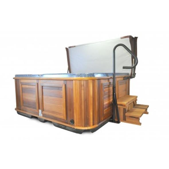 Arctic Cabinet Free Handrail