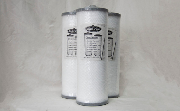 Special - 3 x Silver Sentinel Threaded Filter(2009-2019)