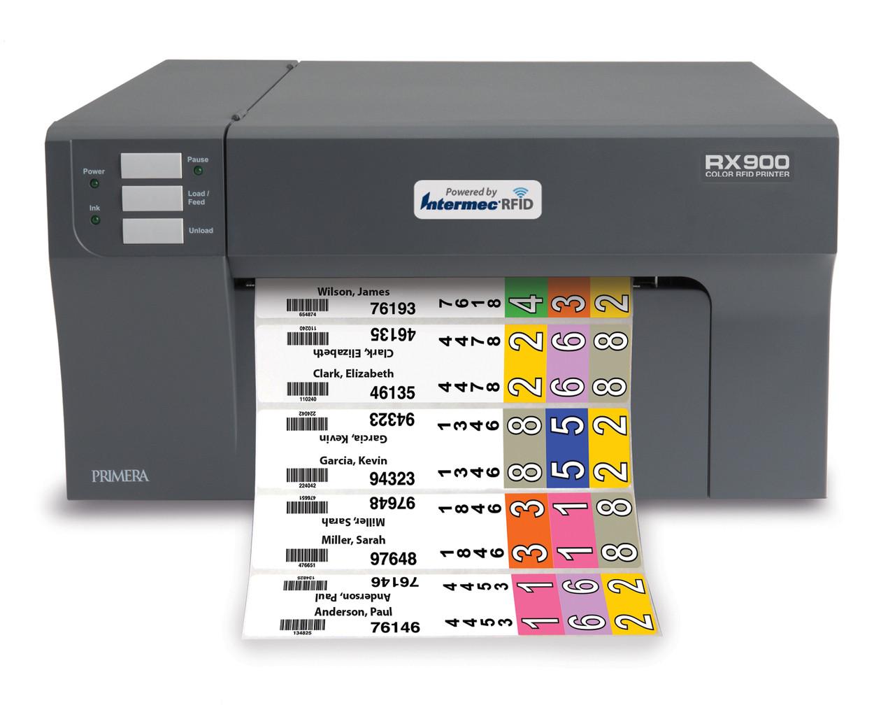 d37afd8ac4a Primera RX900 Color RFID label printer