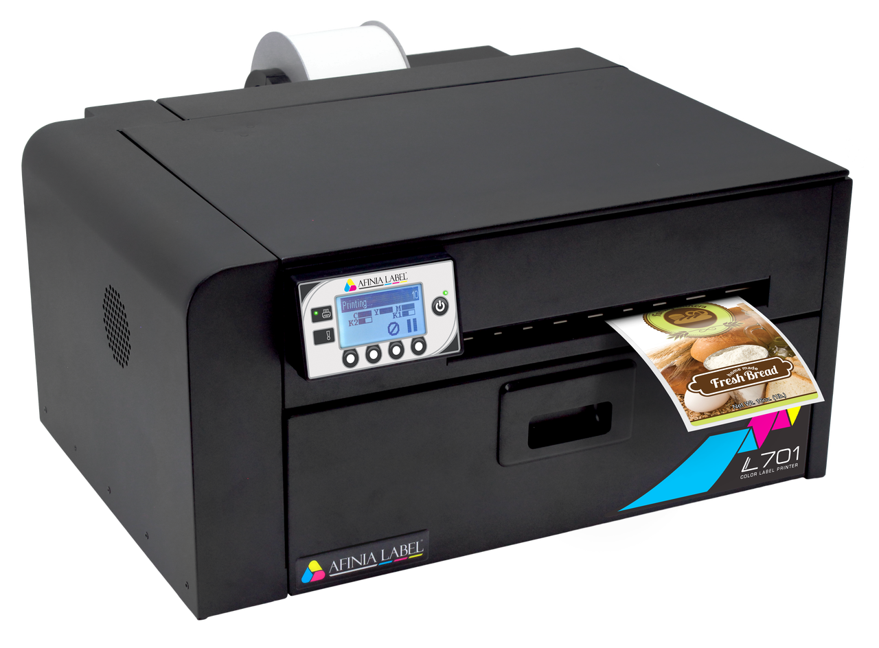 Buy Afinia L801 Color Label Printer (Memjet Label Printer)