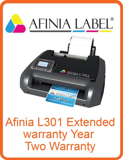 Afinia L301 Extended Warranty Year Two Warranty (AL-32512)