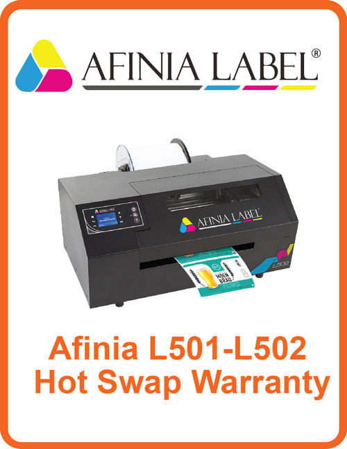 Afinia L501 - L502 Hot Swap Warranty (AL-32547)