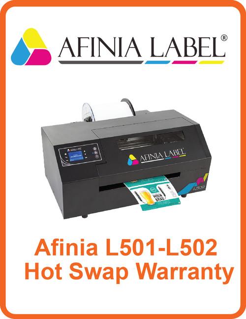 Afinia L501 - L502 Hot Swap Warranty (AL-32547)