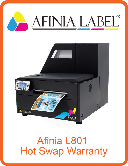 Afinia L801 Hot Swap Warranty (AL-32589)