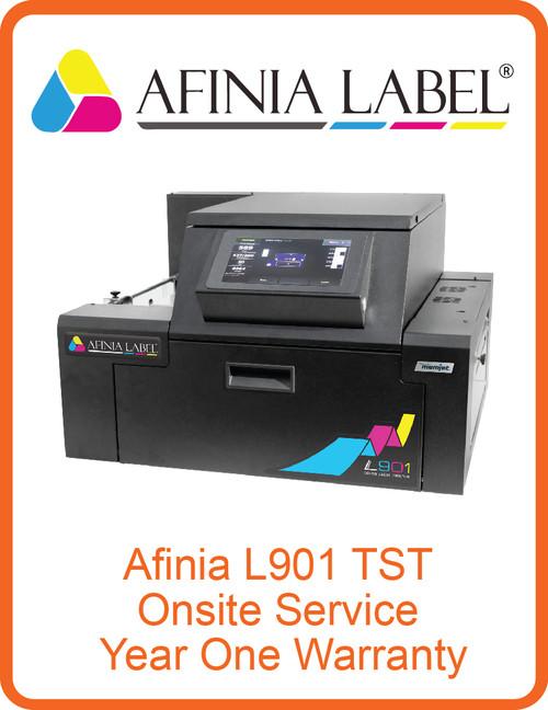 Afinia L901 TST Onsite Service Year One Warranty (AL-32631)