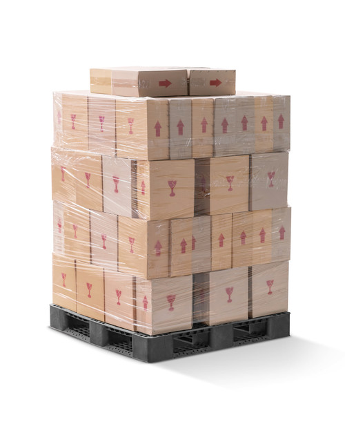 """Buy Thermal Transfer 4"""" x 6"""" Matte Paper Labels 1000/Roll (Wound In) - 3"""" Core   8"""" OD / 4 Rolls/Carton by the pallet for best price from DuraFast Label Company"""