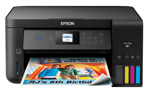 Expression ET-2750 EcoTank All-in-One Printer