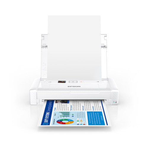 Epson WorkForce EC-C110 Wireless Mobile Color Printer (C11CH25202)