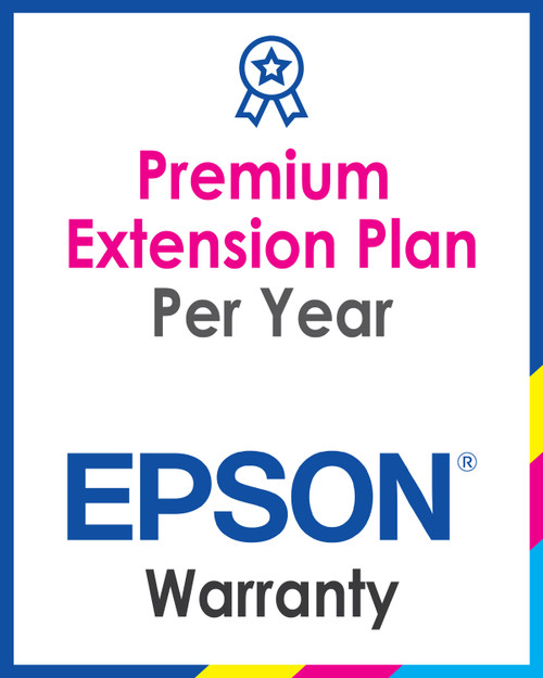 Epson Premium Extension Plan (Can be added 3 times for up to 5 years) EPPDSKD1A