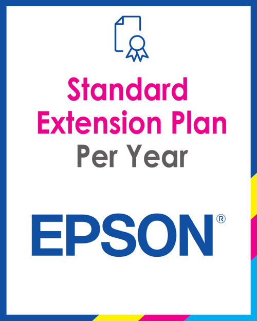 Epson Standard Extension Plan (Can abe added 3 times for up to 5 years) EPPDSKD1R