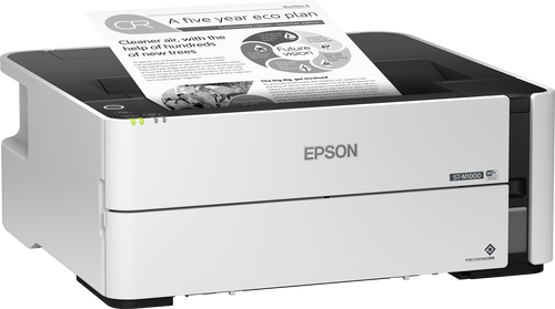 Epson WorkForce ST-M1000 Monochrome Supertank Printer C11CG94201 (
