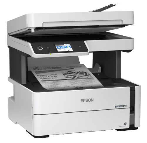 Epson WorkForce ST-M3000 Monochrome MFP Supertank Printer (C11CG93201)