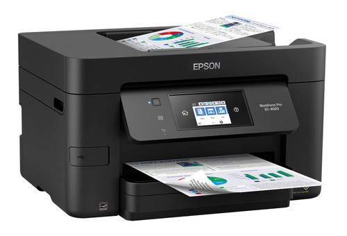 Epson WorkForce Pro EC-4020 Color Multifunction Printer 20 ppm (C11CF74203)