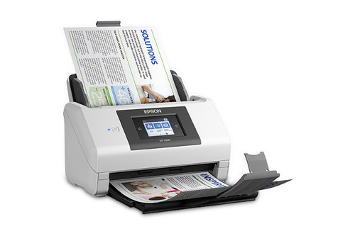 Epson DS-780N Network Color Document Scanner (B11B227201)
