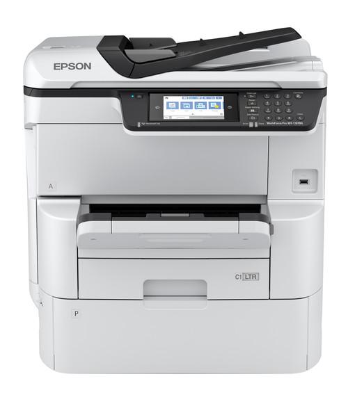 Epson WorkForce Pro WF-C878R Multifunction Color Printer
