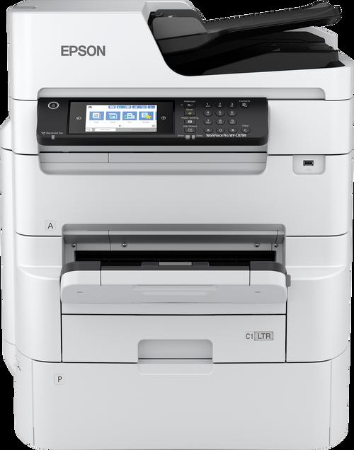 Epson WorkForce Pro WF-C879R Multifunction Color Printer