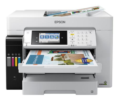 Epson WorkForce ST-C8000 A3 Color MFP Supertank Printer (C11CH71202)
