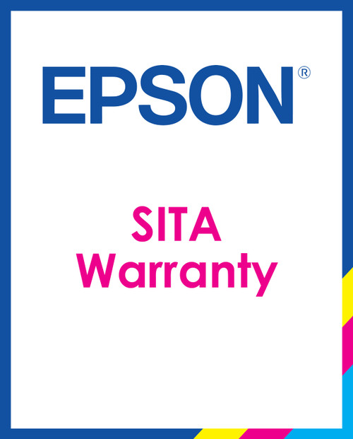 Epson C600A/C6000P One Year SITA Warranty (Available Years 1-5) (EPS-EPPCWC6000SITA)