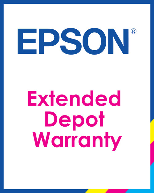 Epson C6000A/C6000P One Year Extended Depot Warranty (Available Years 2-5) (EPS-EPPCWC6000R1)