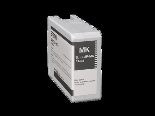 Epson C6000/C6500 SJIC35P(MK) Black Matte Ink Cartridge