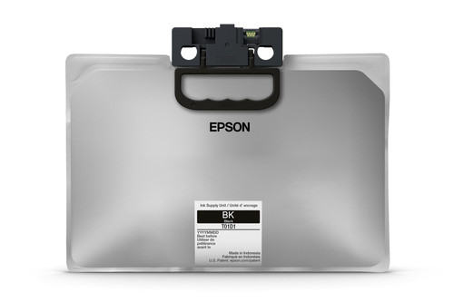 Epson T01D120-T01D Black High-Yield Ink Pack; Yield: 50,000 Pages