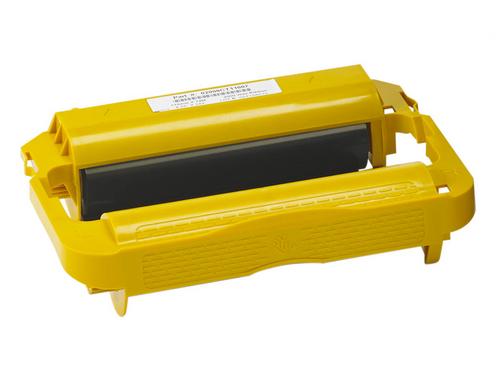Zebra 02000CT11007 2000 Wax Ribbon Cartridge for ZD420 Printer