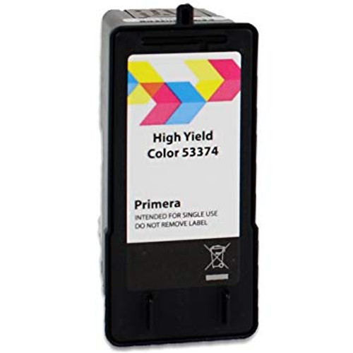 Primera 53374 Color Dye Ink Cartridge for Primera LX500 and LX500c Color Label Printer