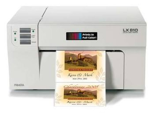 Primera LX810 Dye Inkjet Label Printer