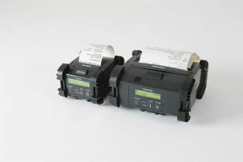 Toshiba B-EP4DL-GH40-QM-R 200 dpi Direct Thermal Barcode Printer