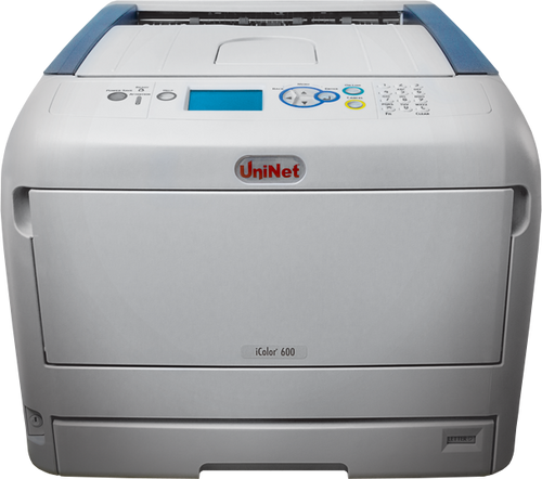 iColor 600 Tabloid Apparel Plus Transfer Printer