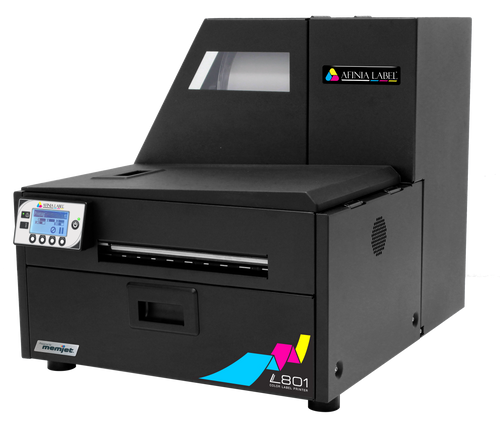 Afinia L801 Color Label Printer | Memjet Label Printer