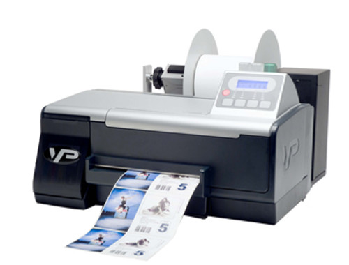 VIPColor VP485 color label printers for printing your own product labels
