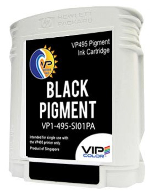 VIPColor VP495 black ink cartridge