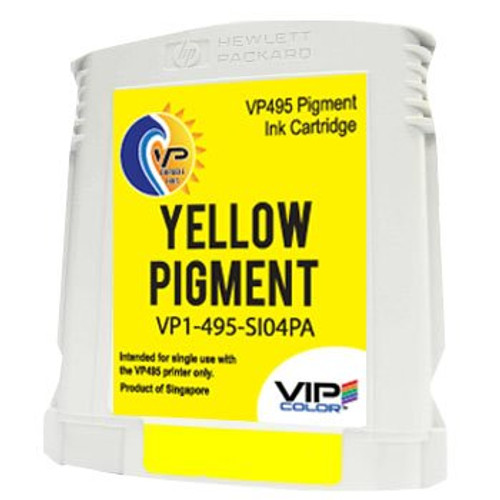 VIPColor VP495 yellow innk cartridge