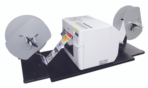3500x Label Rewinder/Unwinder/JP Bundle for Epson TM-C3500 Label Printer