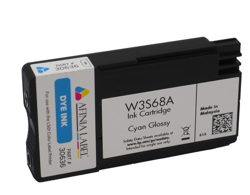 Afinia L501 Cyan Dye Ink Cartridge