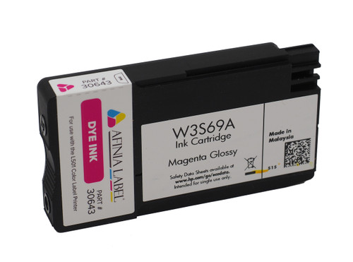 Afinia L501 Magenta Dye Ink Cartridge