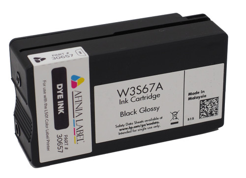 Afinia L501 Black Dye Ink Cartridge