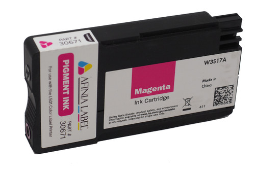 Afinia L501 Magenta Pigment Ink Cartridge