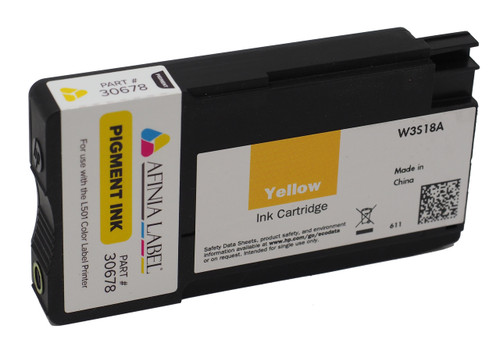 Afinia L501 Yellow Pigment Ink Cartridge